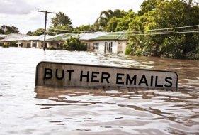 Emails Flood